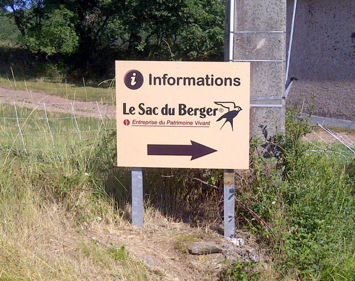 PIN SAC DU BERGER